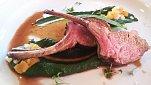 Steaky z různých druhů mas a netradiční přílohy