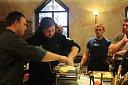Italská pasta,domácí gnocchi,italské risotto